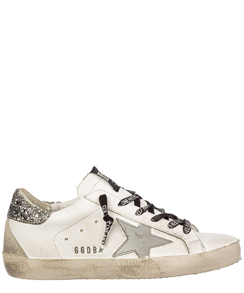 Basket Golden Goose superstar g35ws590.r55 bianco