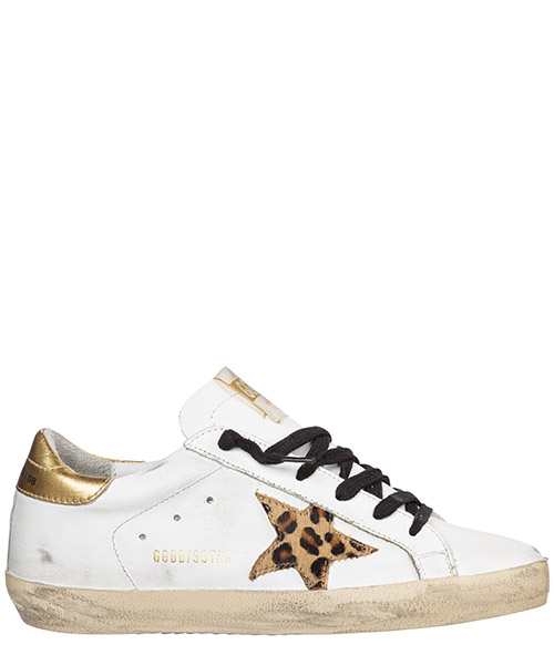 Sneakers Golden Goose superstar g35ws590.r60 bianco