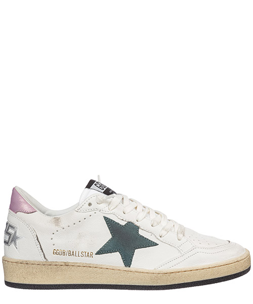 Sneakers Golden Goose ball star g35ws592.v1 bianco
