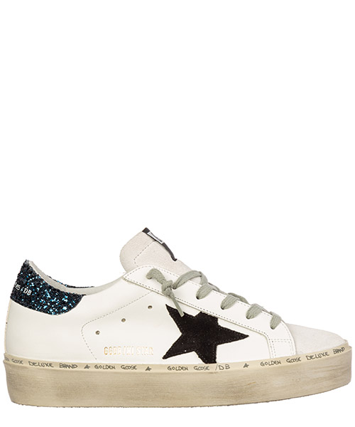 Basket Golden Goose hi star g35ws945.l1 bianco
