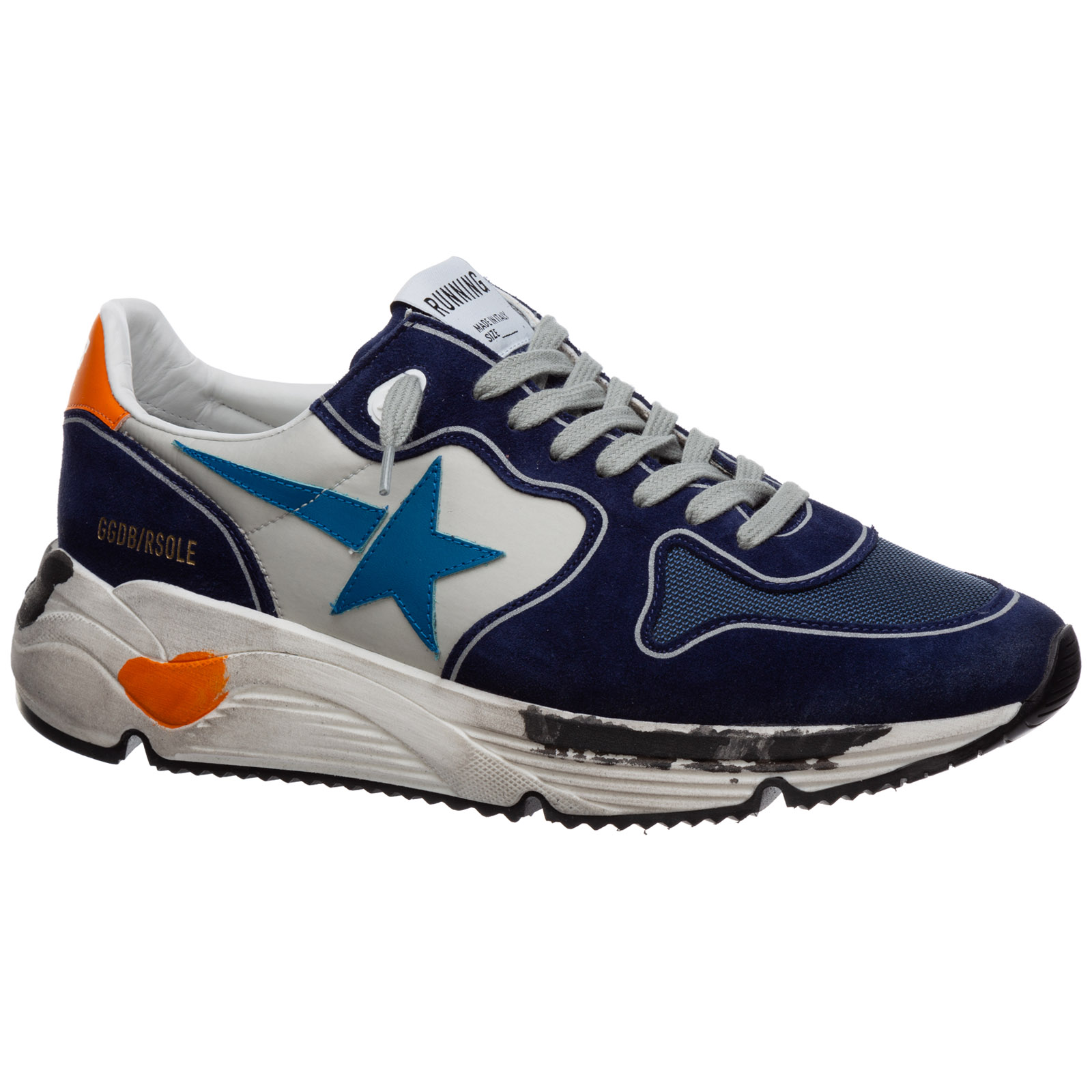 Men's shoes suede trainers sneakers running