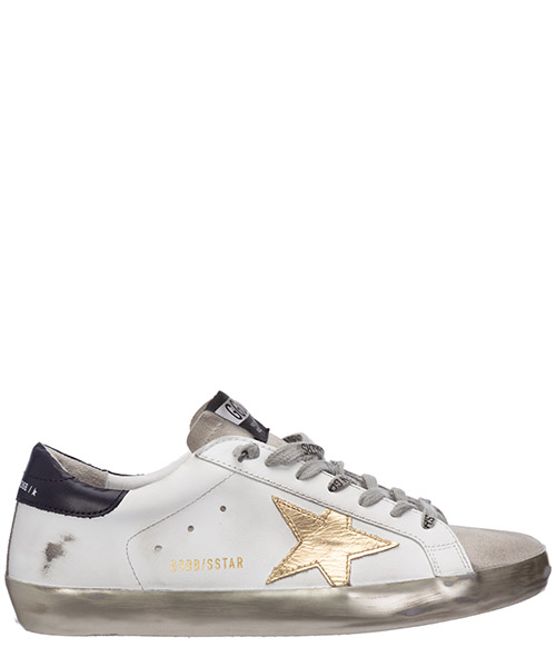 Sneakers Golden Goose superstar G36MS590.T80 white - ice
