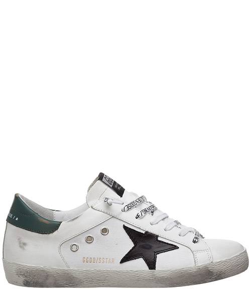 Sneakers Golden Goose superstar G36MS590.T87 white