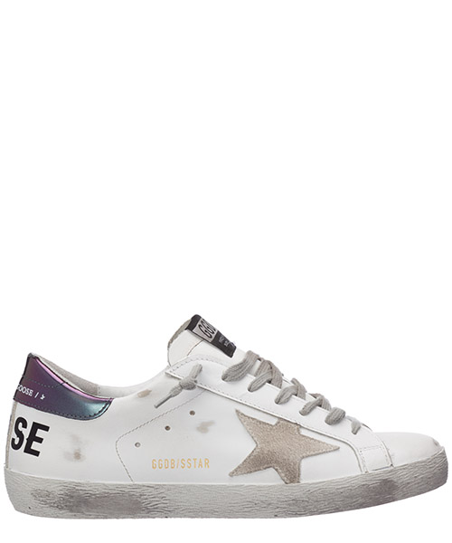Sneakers Golden Goose superstar G36MS590.T89 white