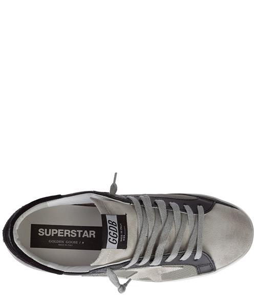 Men's shoes leather trainers sneakers superstar secondary image