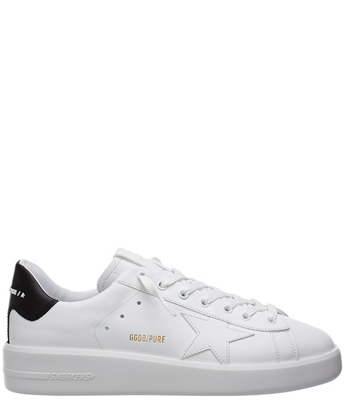 Sneakers Golden Goose pure star G36MS603.A3 white