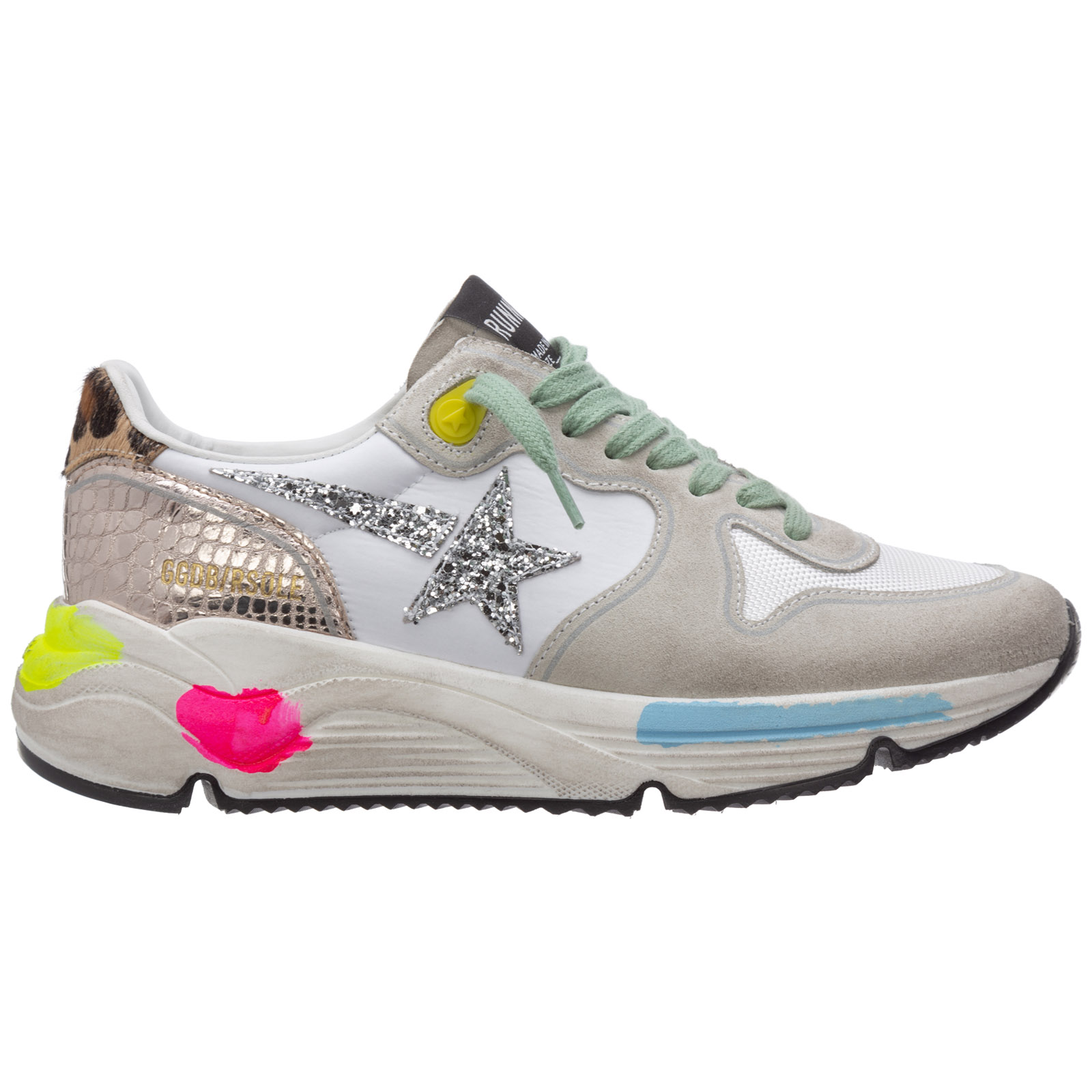 Sneakers Golden Goose running sole