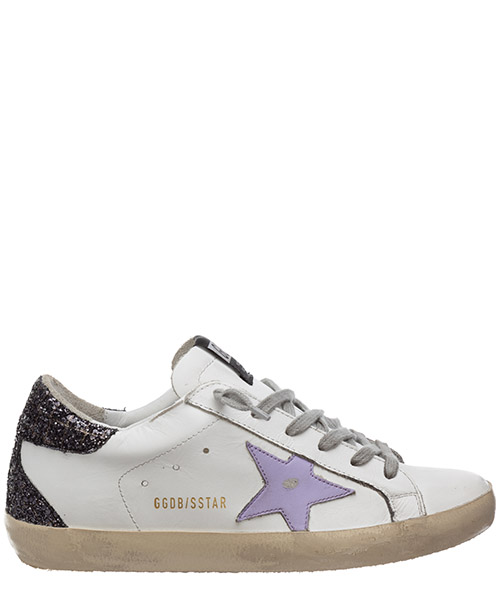Sneaker Golden Goose superstar g36ws590.s71 bianco
