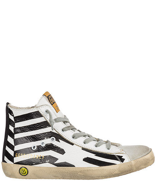 Sneakers Golden Goose Francy GCOKS302.L3 bianco