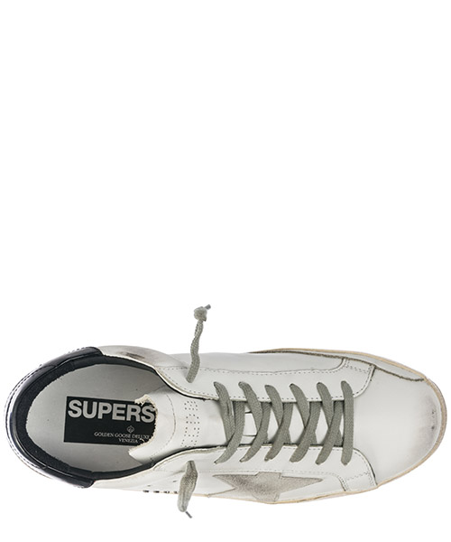 Scarpe sneakers uomo in pelle superstar secondary image