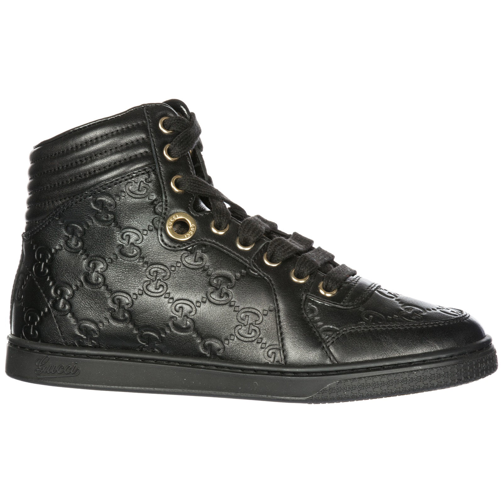 ... Scarpe sneakers alte donna in pelle ... 8b3113afa604