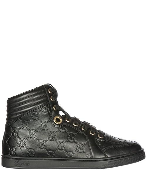 Высокие кроссовки Gucci 283703A9L201000 nero