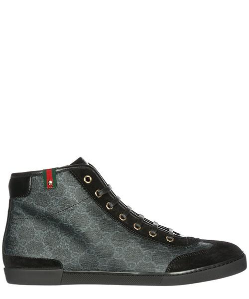 Высокие кроссовки Gucci 296568KGDO01092 nero