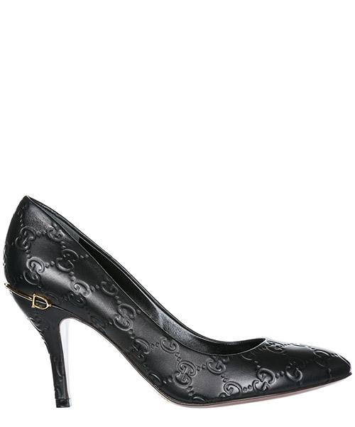 Zapatos de tacon Gucci 310184AA6001000 nero