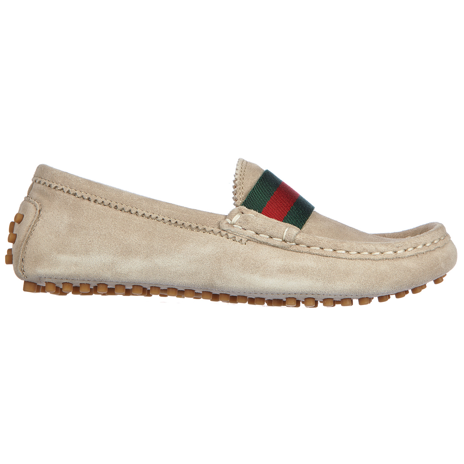 dcae342f7c9 Gucci Boys shoes child loafers moccassins suede leather