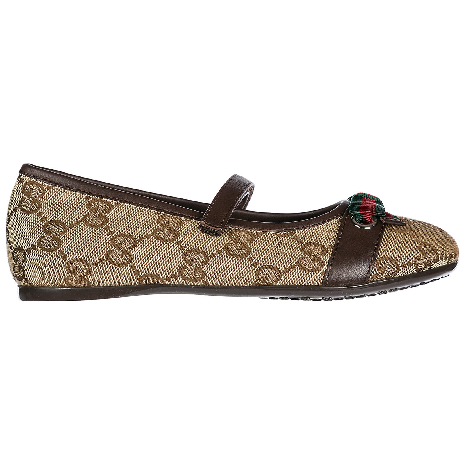 Ballerine scarpe bambina cotone