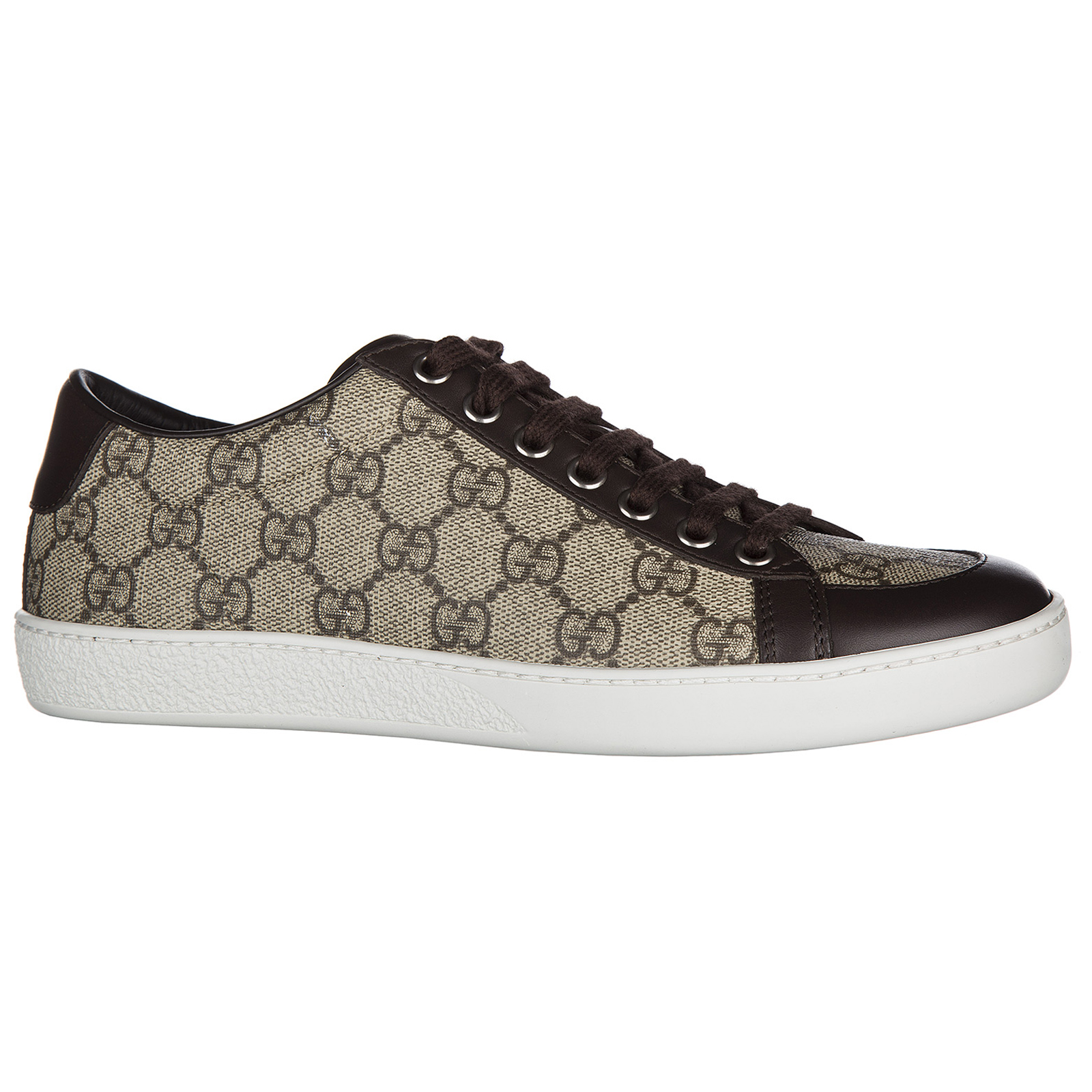 Scarpe sneakers donna  gg supreme brooklyn