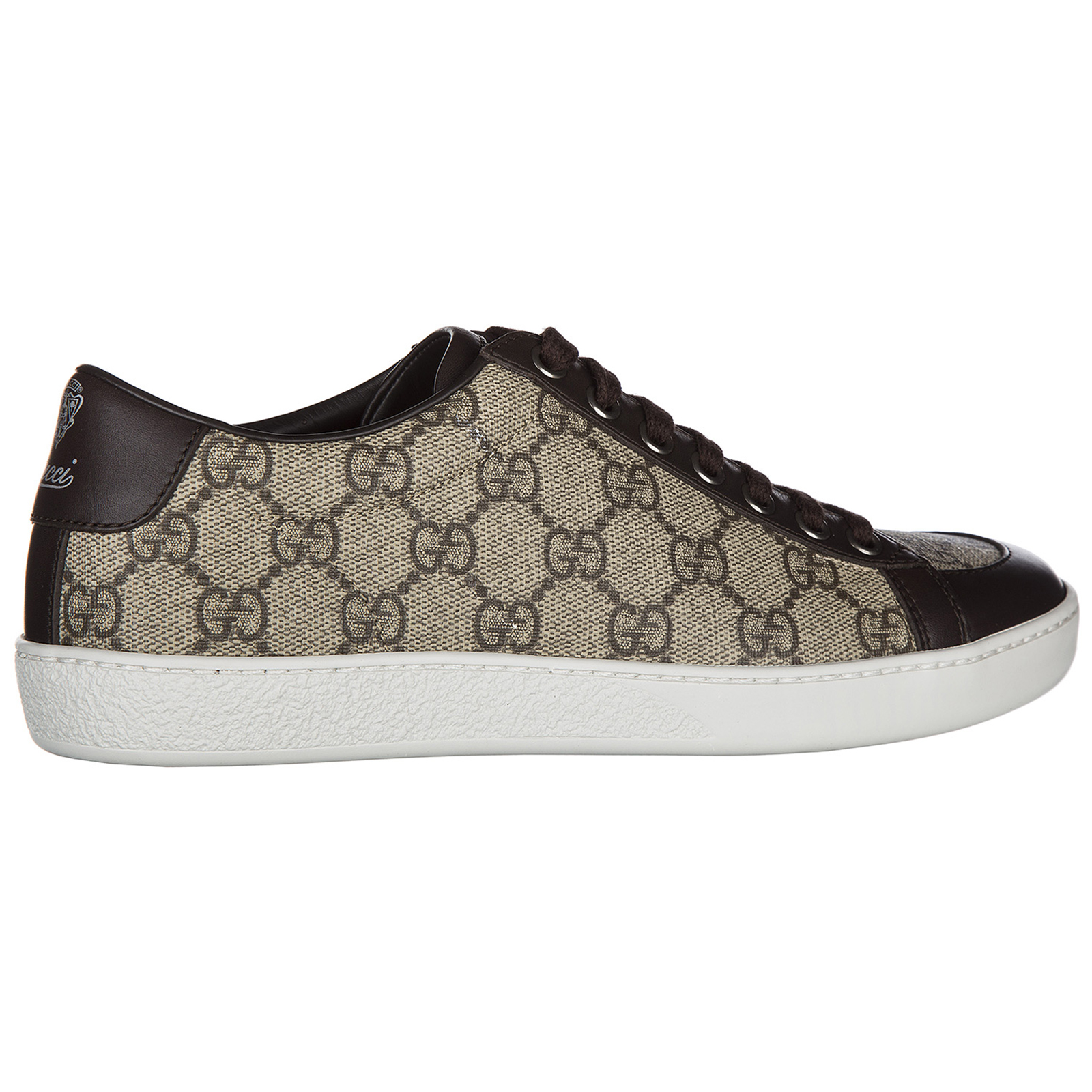Chaussures baskets sneakers femme  gg supreme brooklyn