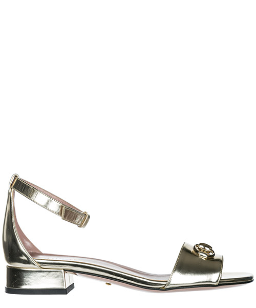 Sandals Gucci 338960 BRK00 9605 fawn
