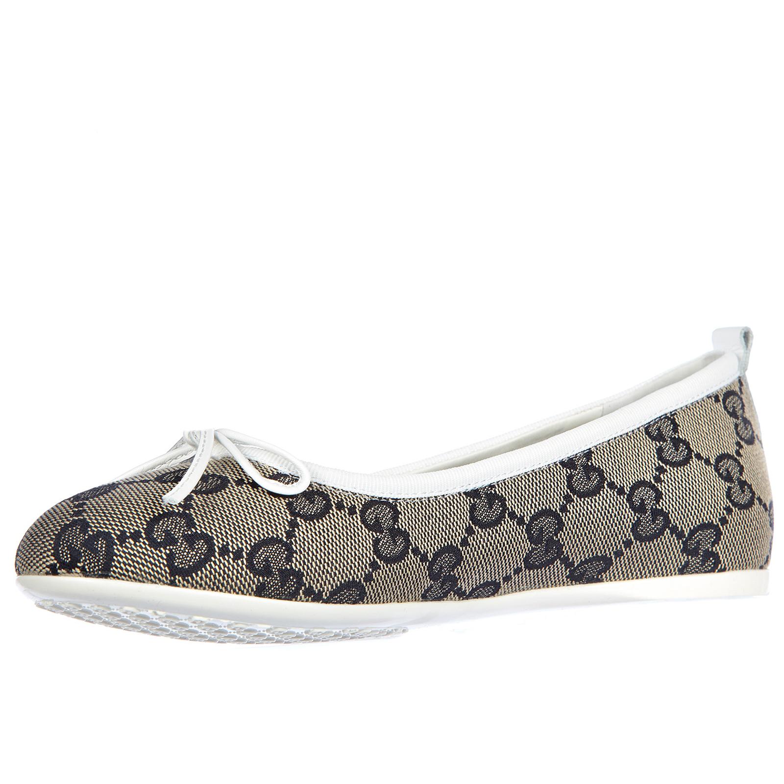 Ballerine scarpe bimba bambina cotone ... d79876e99d1