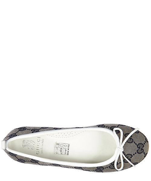 Ballerine scarpe bimba bambina cotone secondary image