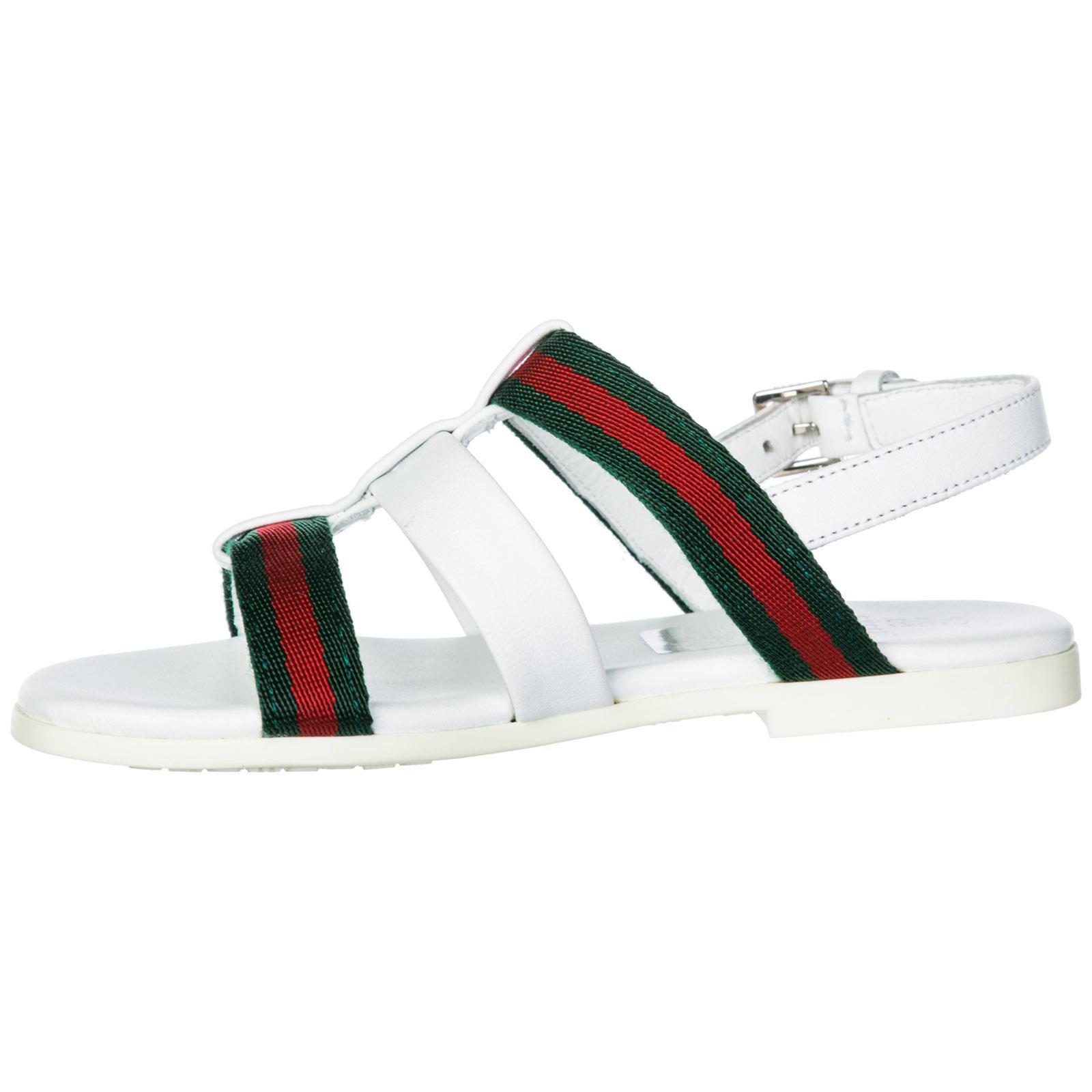 ea0cc4ec2997 Sandals Gucci 340833ANB209061 bianco