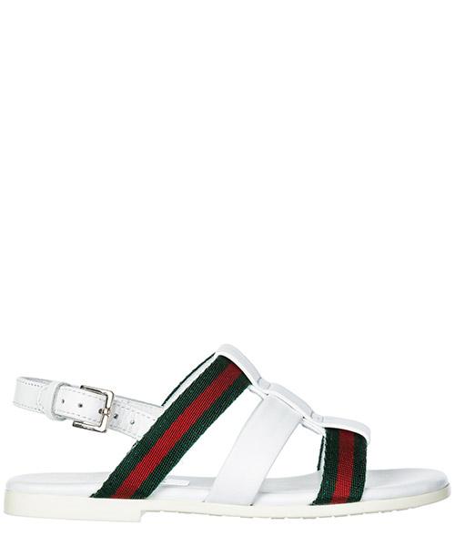 Sandals Gucci 340833ANB209061 bianco