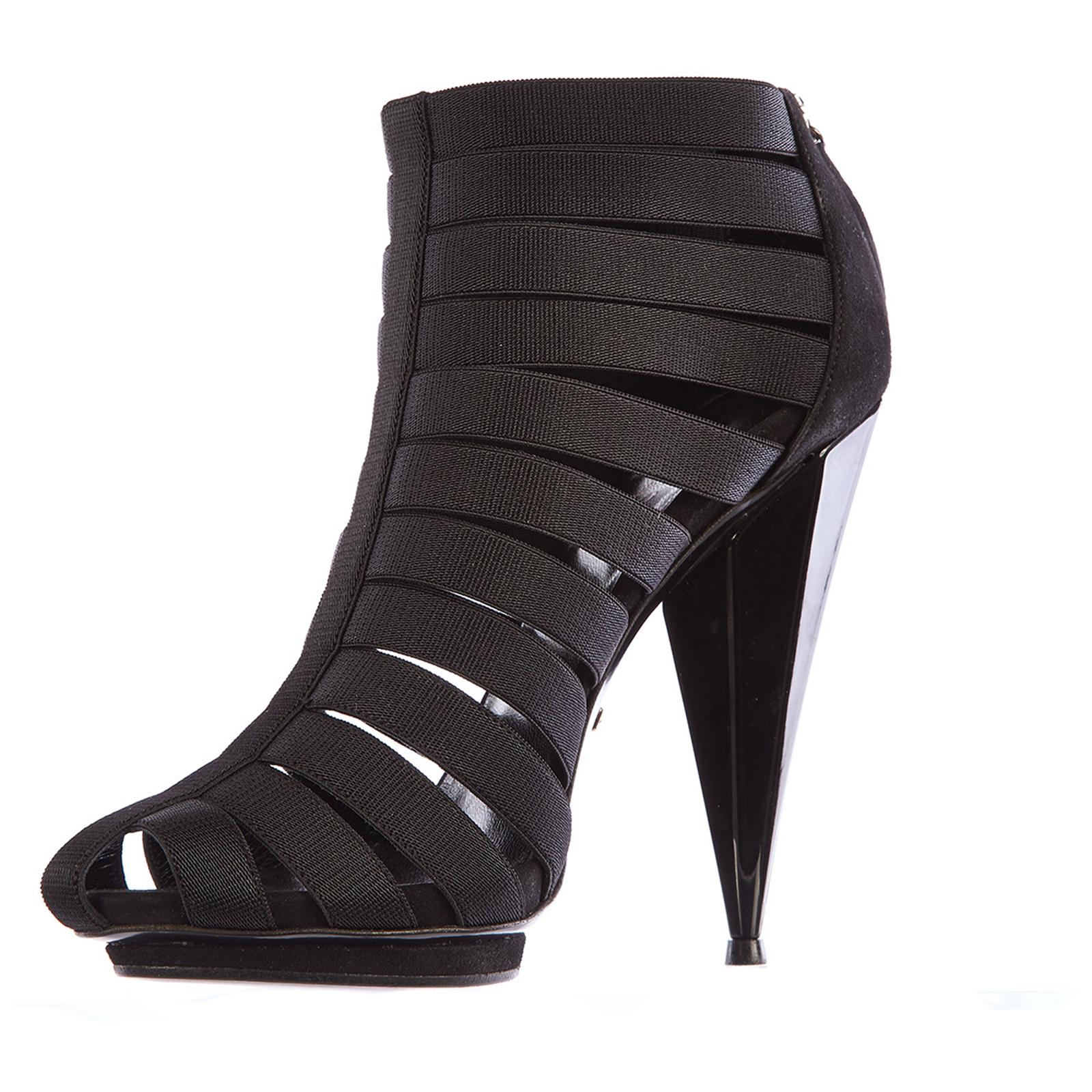 сандалии женские на каблуке moony kid