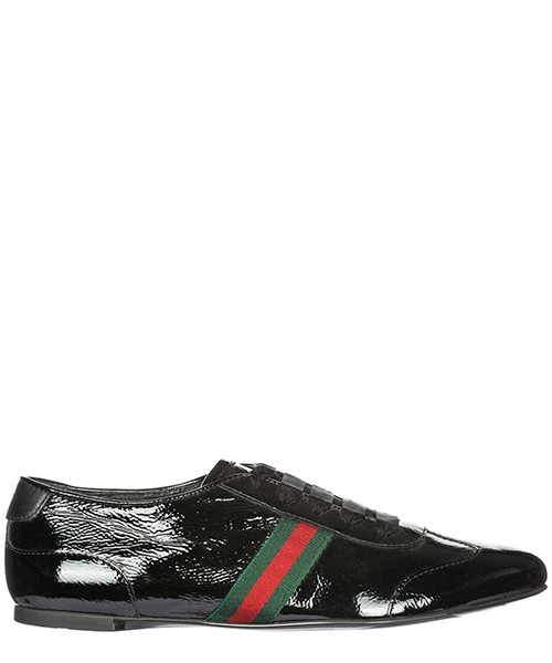 Lace up shoes Gucci 354297ANZ601071 nero
