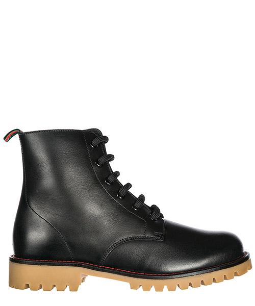Ankle boots Gucci 360446BMN401060 nero