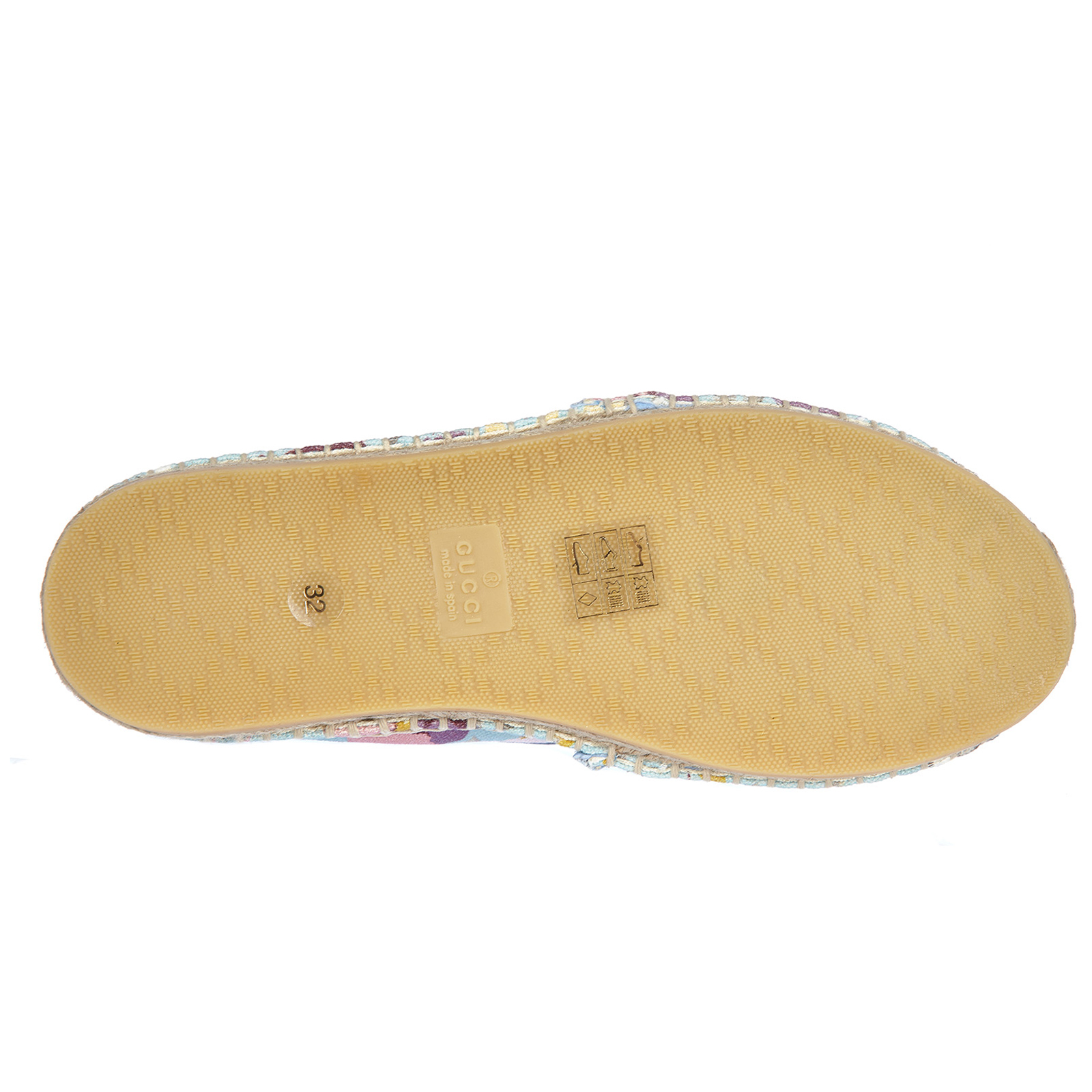 Girls espadrilles slip on shoes baby child cotton