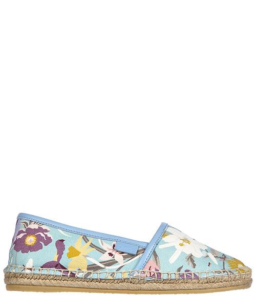Espadrillas Gucci 371723KRP104970 blu