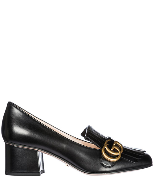Pumps Gucci 408208 C9D00 1000 nero