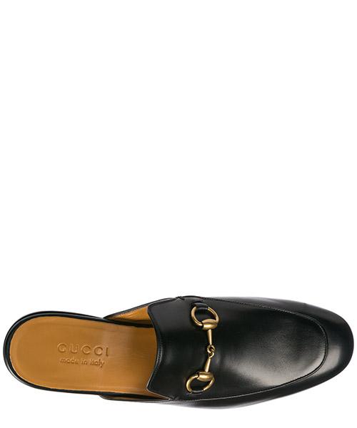 Ciabatte uomo in pelle  slipper secondary image