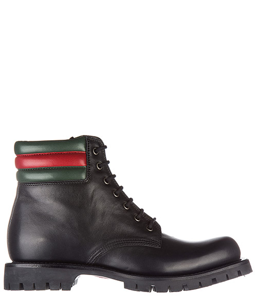 Ankle boots Gucci 429220 ABMA0 1064 nero