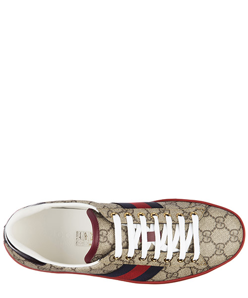 Men's shoes trainers sneakers  gg supreme ace secondary image