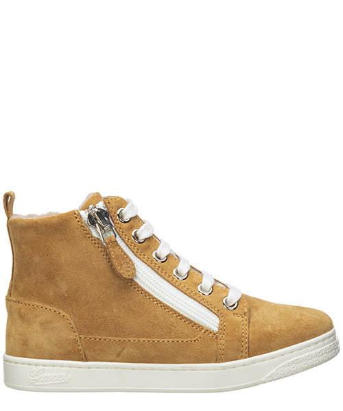 High-top sneakers Gucci 433151 CENY0 2761 beige