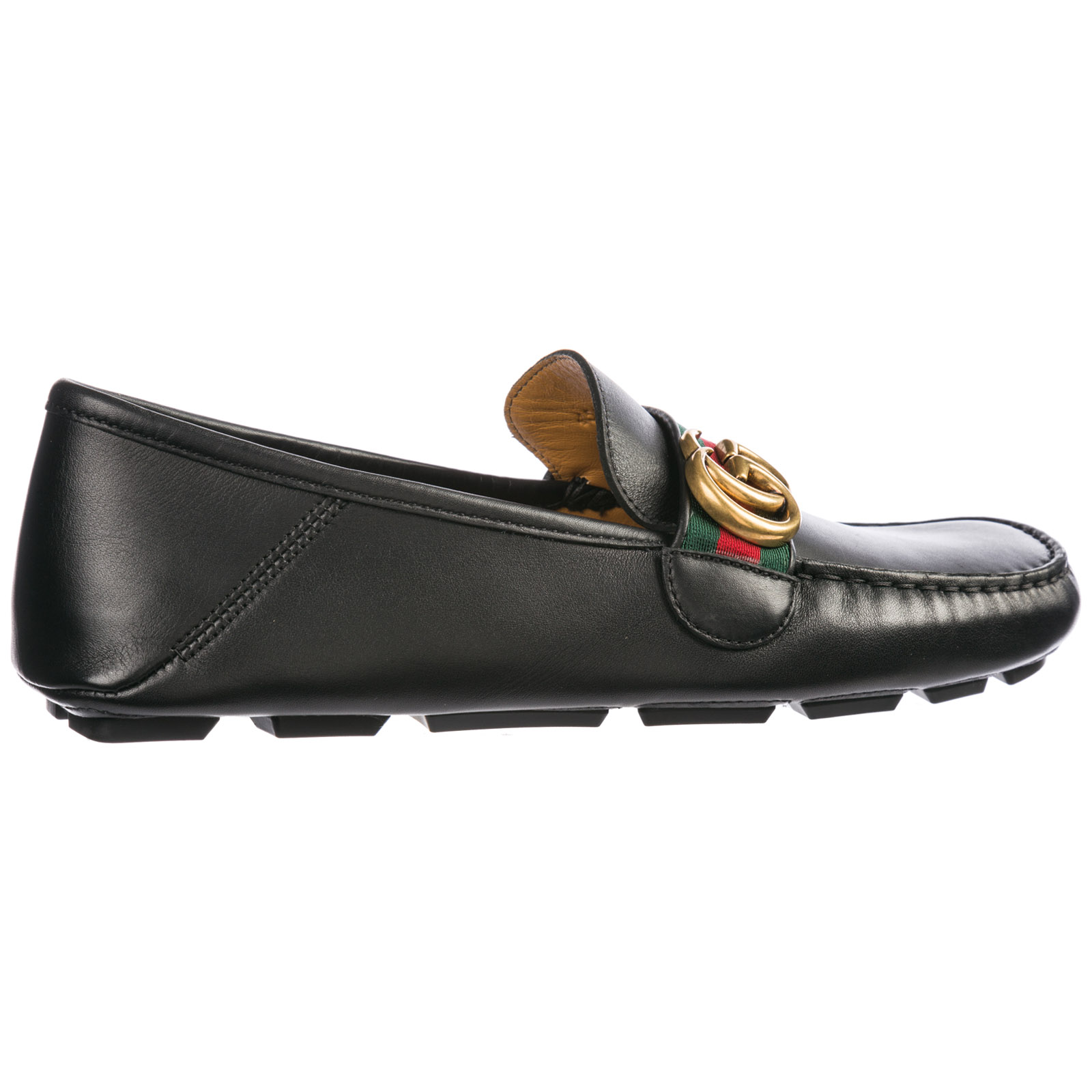 Mocassini Gucci 450891 DTM10 1060 nero  ab65f9fafcc3