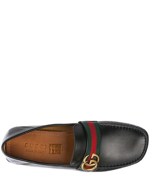 мокасины мужские кожаные secondary image
