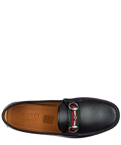 Men's leather loafers moccasins  mir soft secondary image