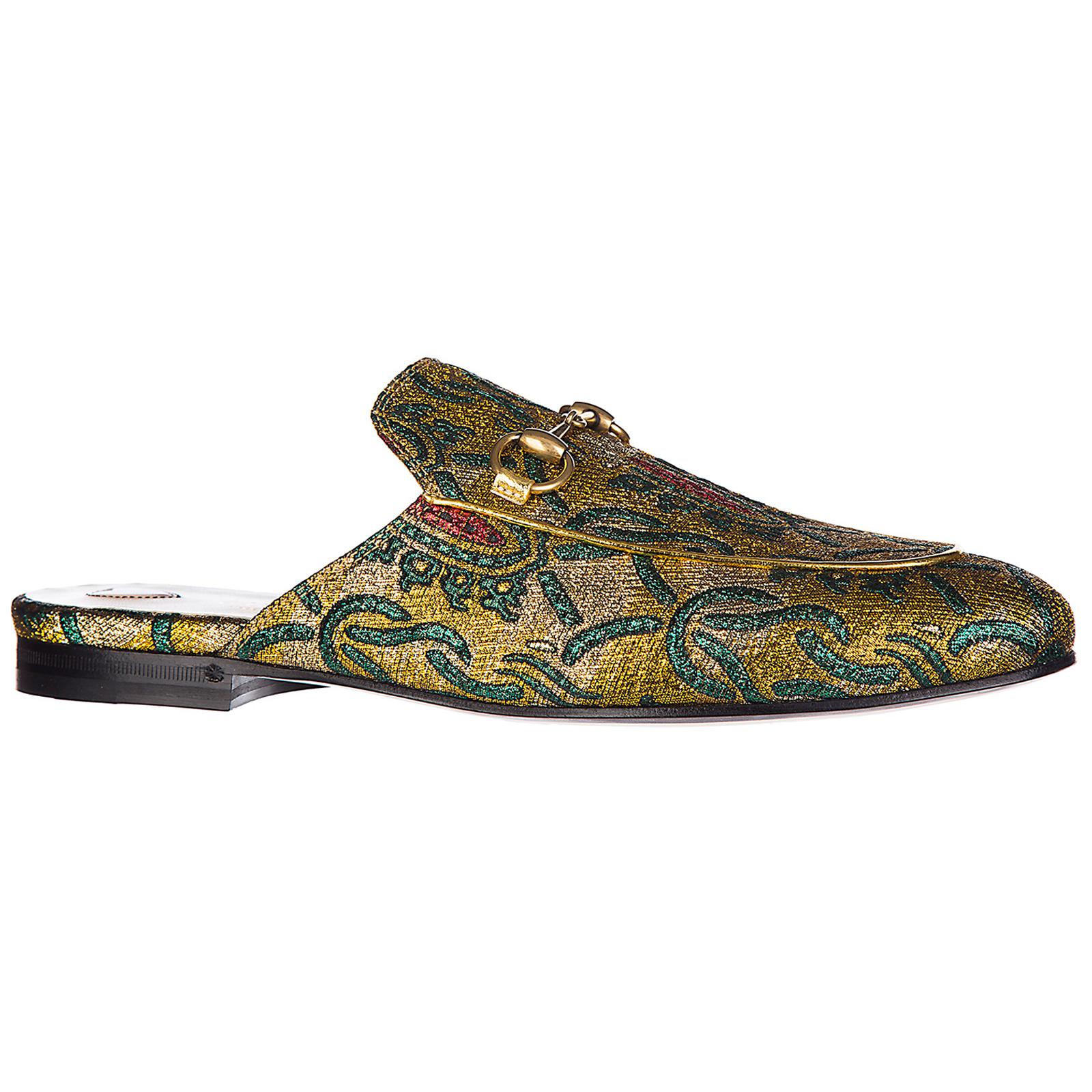 Damen badeschuhe sandalen pantolette  slippers princetown
