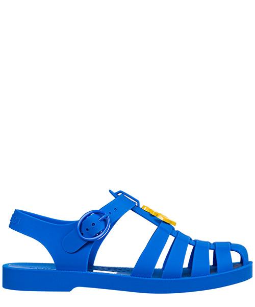 Sandalen Gucci 500887 J8700 4344 blu