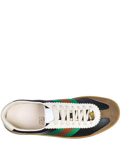 Scarpe sneakers uomo in pelle g74 secondary image