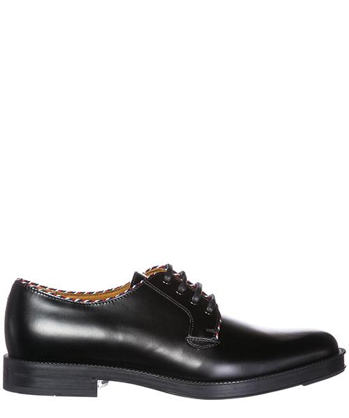 Zapatos de cordon Gucci 523278AZM601072 nero