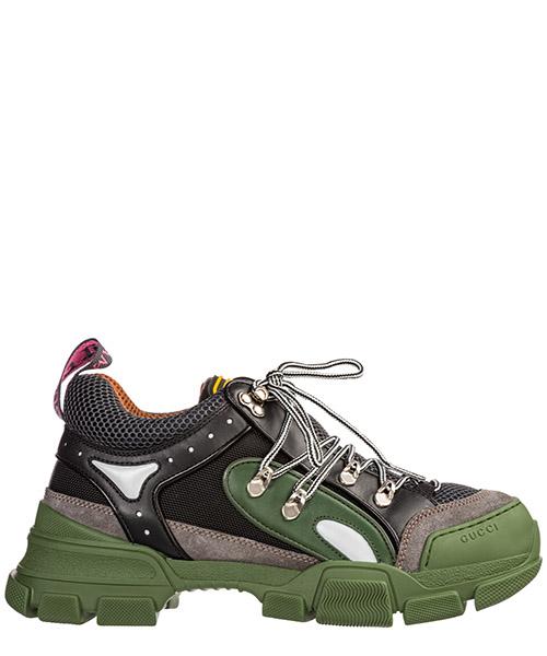 Sneakers Gucci Flashtrek ?543162 GGZ70 1262 grigio