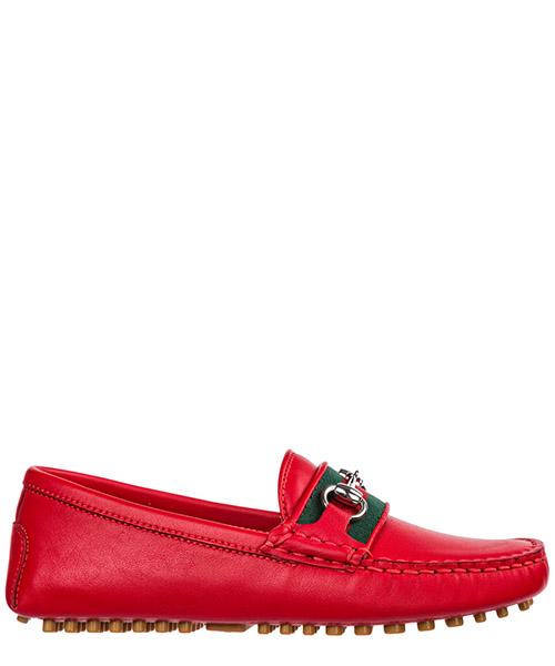 Moccasins Gucci 553000 BLN10 6568 rosso