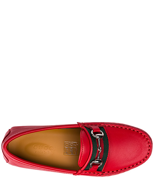 Boys shoes baby child loafers moccassins leather secondary image