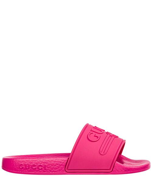Slides Gucci 553073 J8700 5616 fucsia