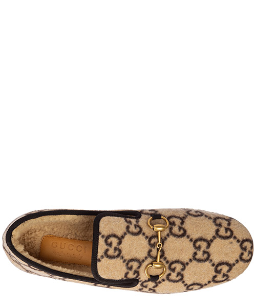 Men's loafers moccasins logo gg secondary image