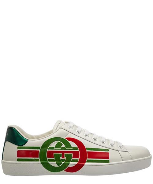 Sneaker Gucci ace 576136a38v09062 bianco